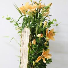 Наши Цветы в Школе Флористики