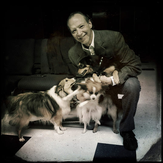 Author and dogs photo MARCADES.png
