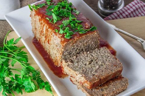 Quinoa Meatloaf