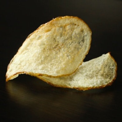 Extra-Crunchy Potato Chips