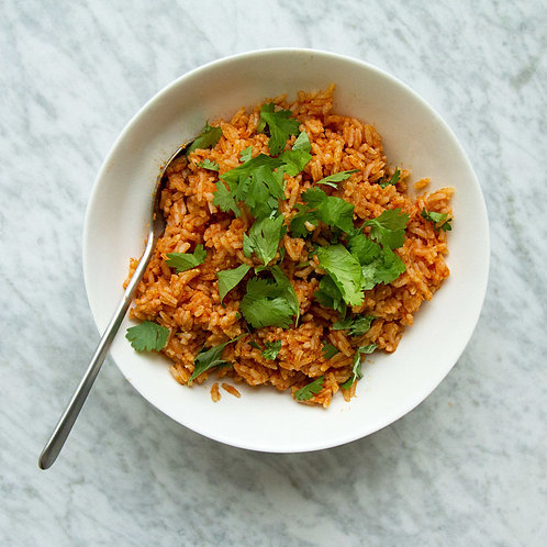 New Mexican Brown Rice