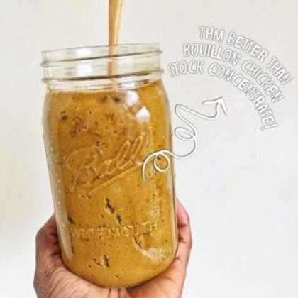 CONCENTRATED CHICKEN STOCK PASTE (AKA THM BETTER THAN BOUILLON CHICKEN STOCK!)