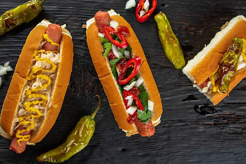 Plant Based Ball Park Hot Dogs
