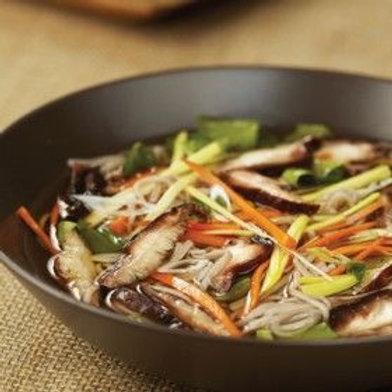 Soba Noodles in Kombu Broth