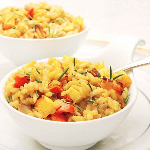 Winter Vegetable Risotto