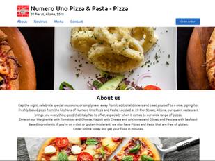 Numero Uno Pizza & Pasta