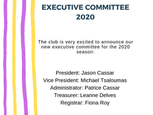 Executive Committee 2020