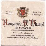 Dessous de Verres Romanée Saint Vivant