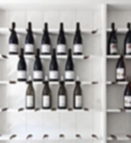 Rayons cave à vin