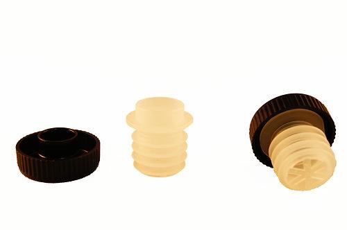 Bouchon réducteur de débit plastique