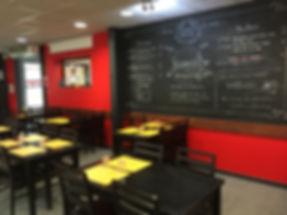 Salle restaurant Indoor Club Dijon