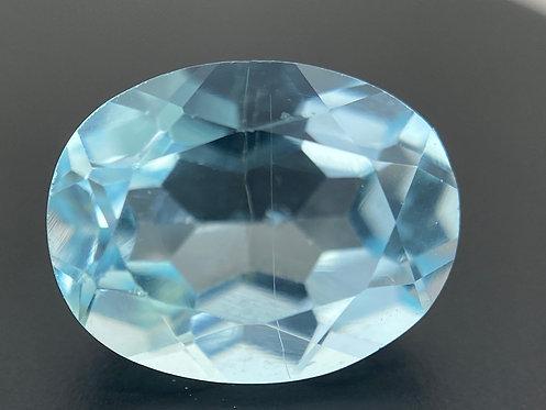 Treated Blue Topaz - 2.54 Carats