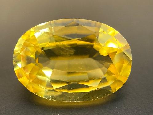 Yellow Sapphire - 0.90 Carats