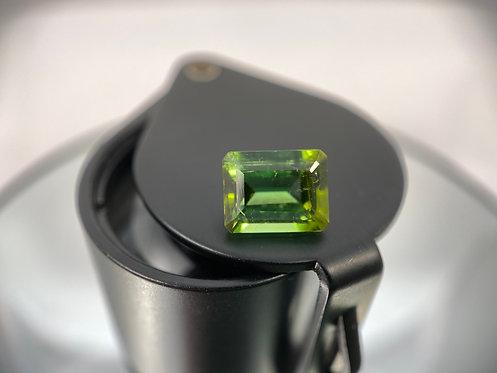 Green Tourmaline - 1.78 Carats