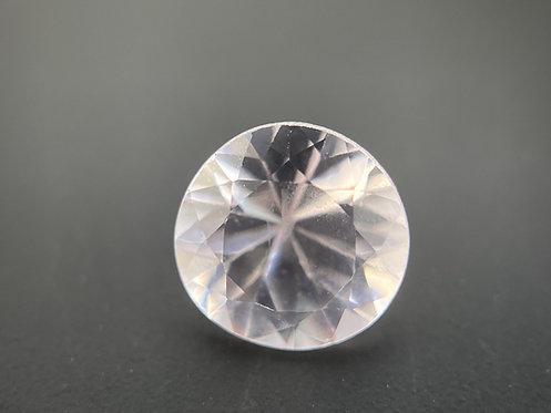 Pinkish White Sapphire - 0.50 Carats