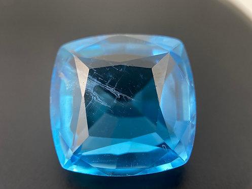 Treated Blue Topaz - 3.56 Carats