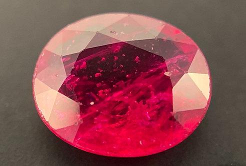 Ruby - 0.70 Carats