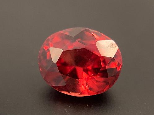 Rhodolite - 0.87 Carats