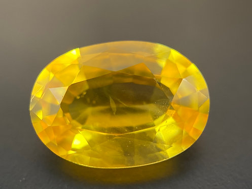 Yellow Sapphire - 0.90 Carats