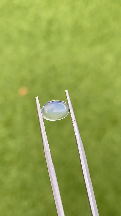 Blue Sheen Moonstone - 1.00 Carat