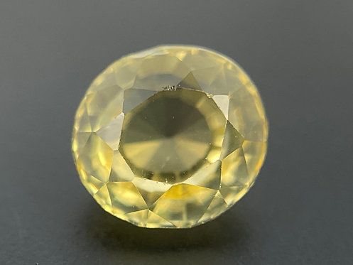 Golden Beryl (Heliodor) - 0.51 Carats