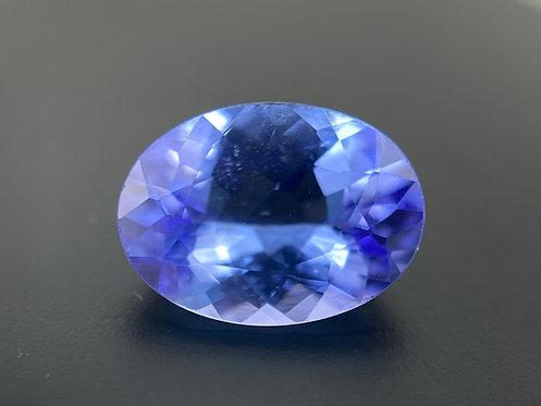 Tanzanite - 0.89 Carats