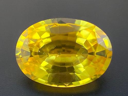 Yellow Sapphire - 0.96 Carats