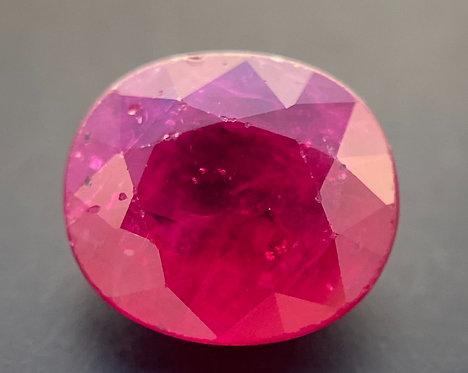 Ruby - 1.0 Carat