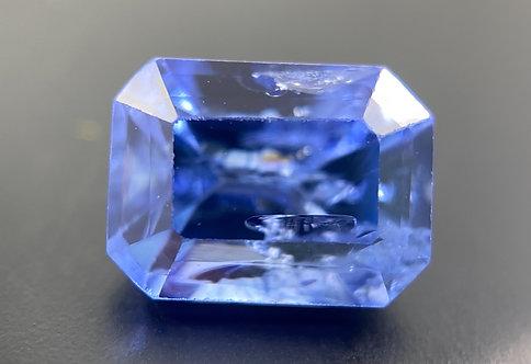 Blue Sapphire - 1.00 Carat