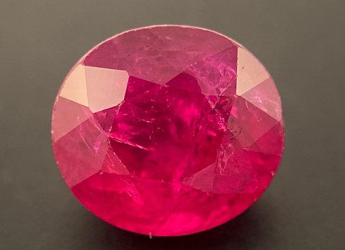 Ruby - 0.67 Carats