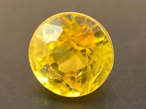 Yellow Sapphire - 0.42 Carats