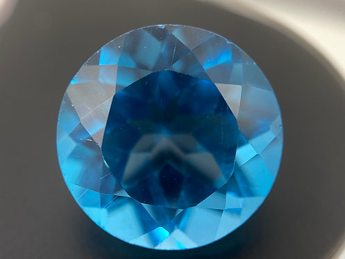 Treated Blue Topaz - 5.85 Carats