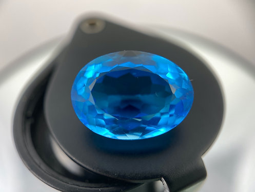 Treated Blue Topaz - 8.30 Carats