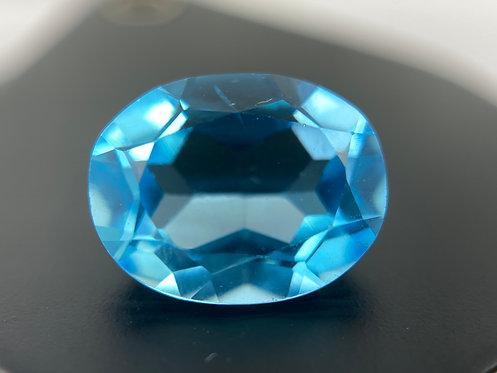 Treated Blue Topaz - 2.28 Carats