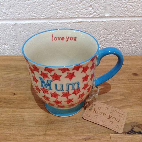 Love You Mum Mug - add on gift.
