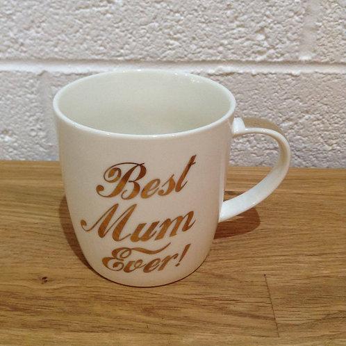 Best Mum Ever Mug - add on.