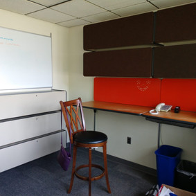 Empty Office - New Chapter - June 14, 2019