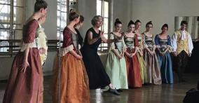 Historical Dance Presentation