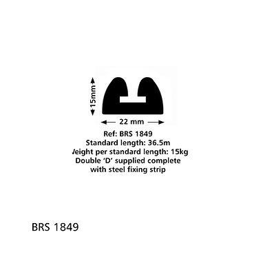 BRS 1849 FENDER