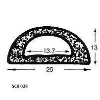 SCR 028 Sponge Profile