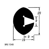 BRS 1540 U Channel