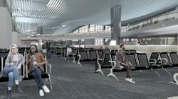 Departure Floor (Seating Area)