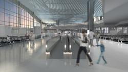 Departure Floor (Circulation)