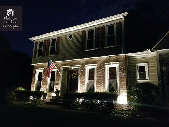 Outdoor LED Home Lighting
