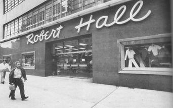 Robert Halls