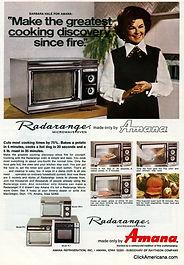 Vintage Amana Ad