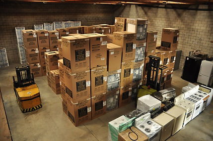 Appliance Showroom Warehouse