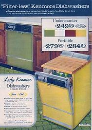 Vintage Kenmore Ad