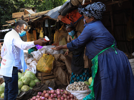 COVID-19: assessing the impacts on food systems and livelihoods in Africa