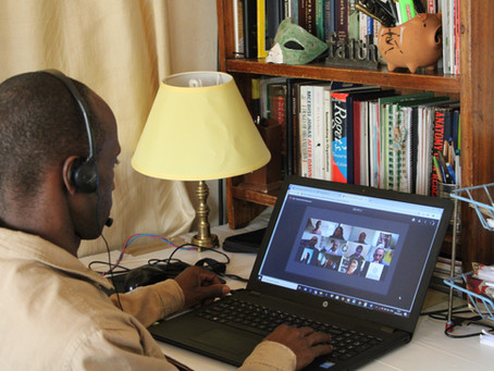 COVID-19 in Southern Africa: agricultural journalism moves online